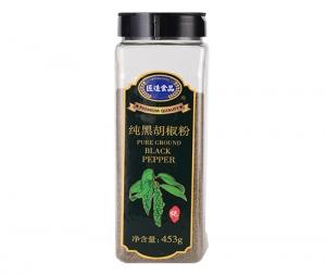 纯黑胡椒粉
