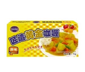 黄金咖喱原味 1kg