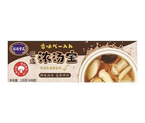 菌菇靓汤味