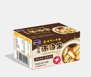菌菇浓汤宝2盒装